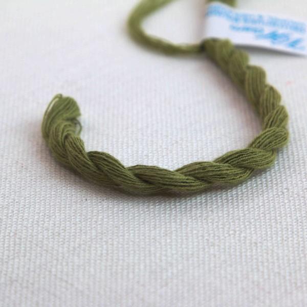 Baumwollgarn, Farbe 3322, birkengrün hell