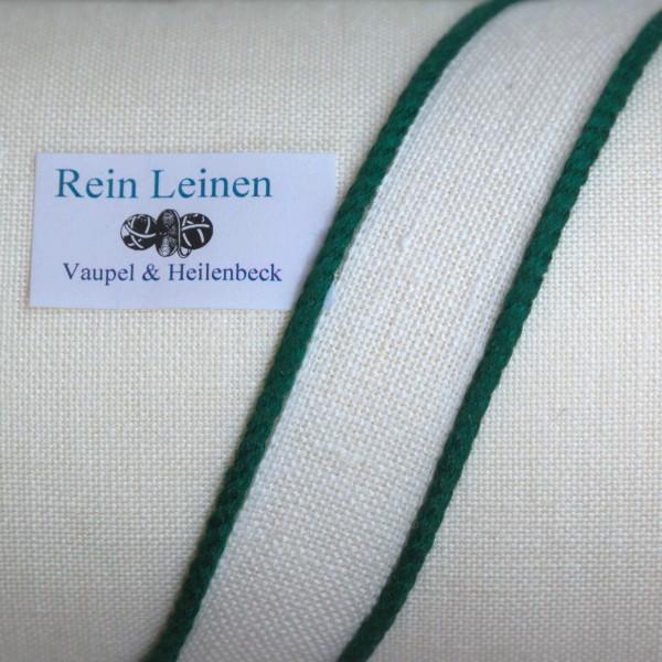 Leinenkordel 3 mm, Farbe 209, grün