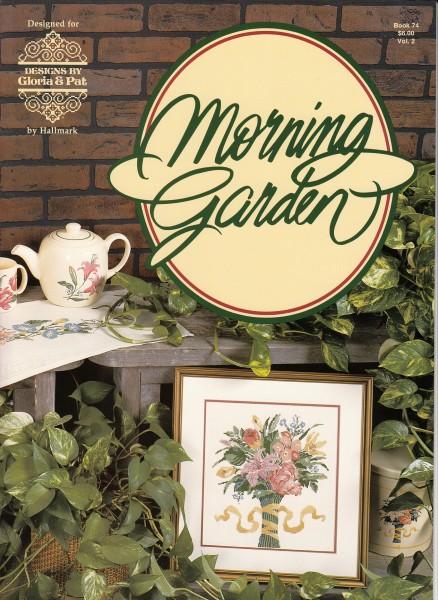 """Vorlagenbuch Gloria & Pat """"Morning Garden"""""""