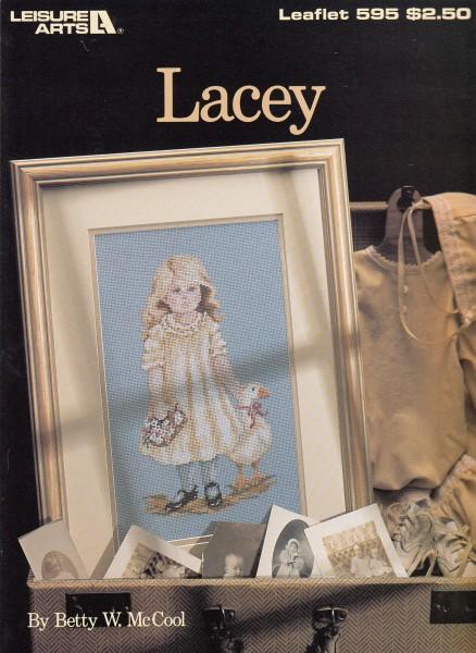 "Vorlagenbuch Betty W.McCool ""Lacey"""