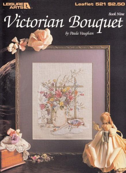 """Vorlagenbuch Paula Vaughan """"Victorian Bouquet"""""""
