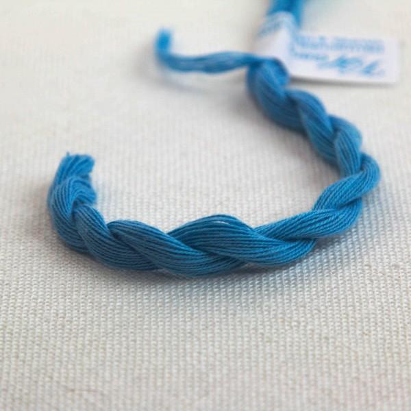 Baumwollgarn, Farbe 4008, himmelblau