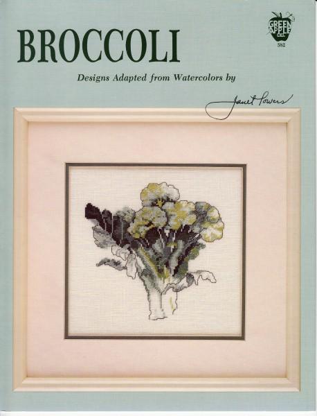 """Vorlagenbuch Janet Lowers """"Broccoli"""""""