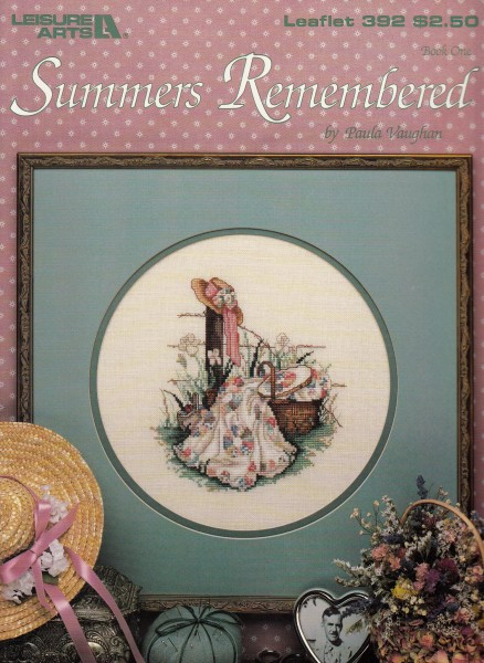 "Vorlagenbuch Paula Vaughan ""Summers Remembered"""
