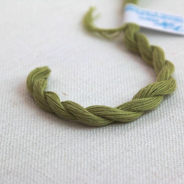 Baumwollgarn, Farbe 4000, birkengrün licht