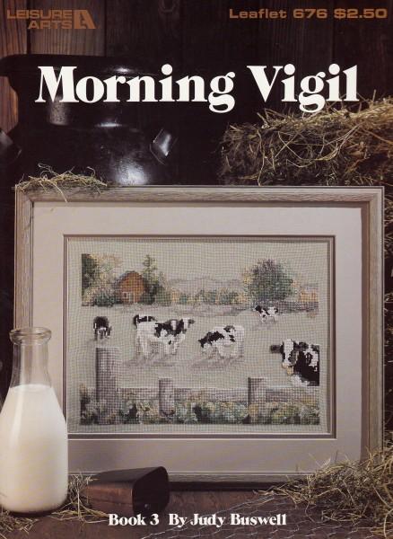 "Vorlagenbuch Judy Buswell ""Morning Vigil"""