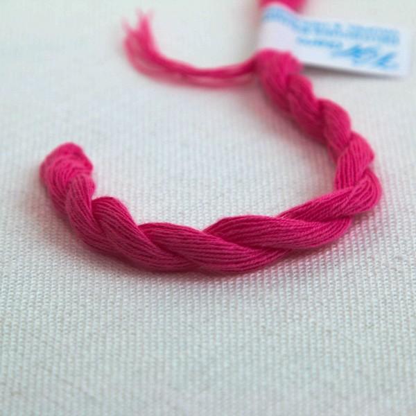 Baumwollgarn, Farbe 3976, pink hell