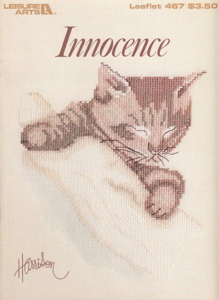 "Vorlagenbuch Bob Harison ""Innocence"""